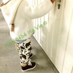 Legging Ours Mon BB Ma Vie2